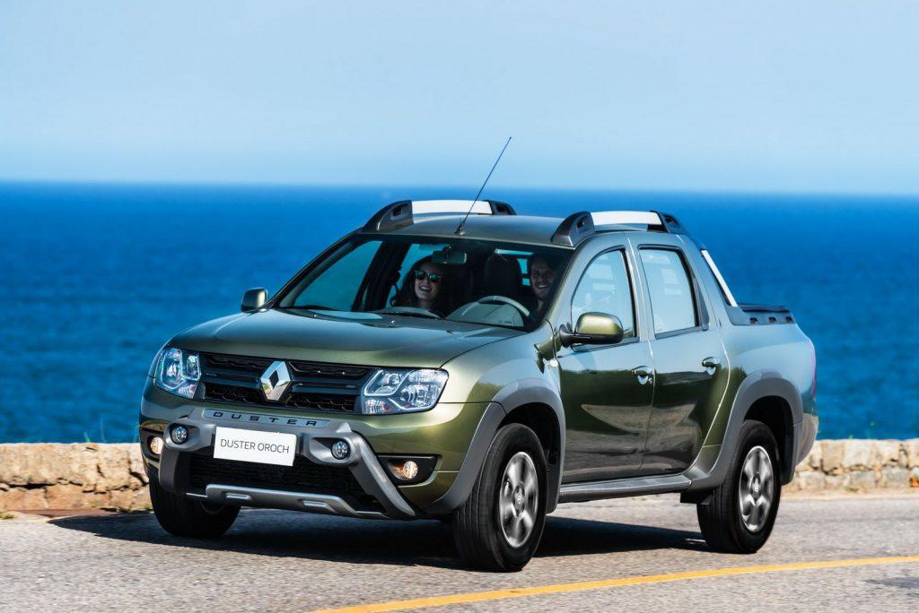 Renault Duster Oroch изображение поста