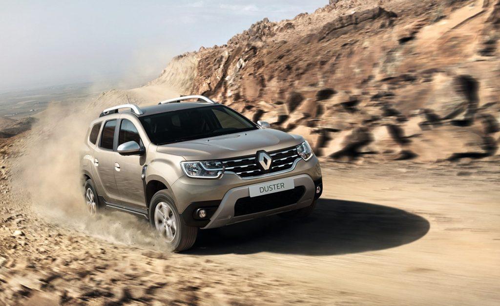 Renault Duster 2018: второе поколение изображение поста