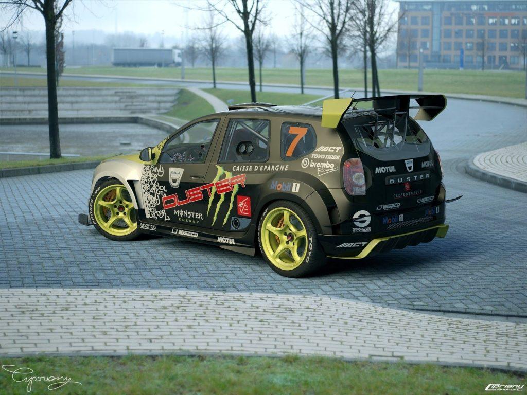 Тюнинг Renault Duster изображение поста
