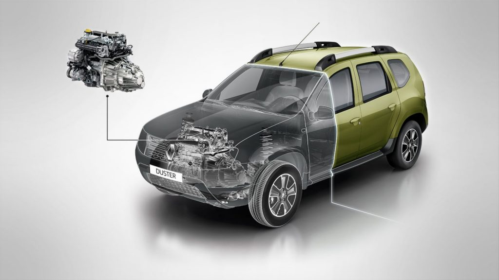 Renault Grand Duster